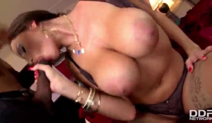sensual jane - Sensuous Jane Gets Fucked Sensually By Big Black Cock
