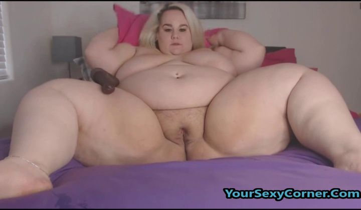Fetish - Warning Over 450 Pounds Huge Ssbbw Fat Everywhere!